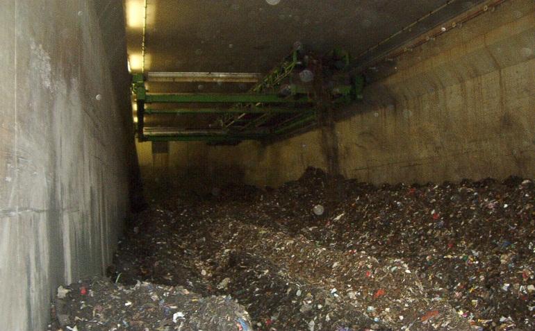 Kompostirashttunel